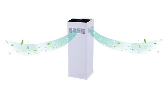 巴沃新风养生增氧系统