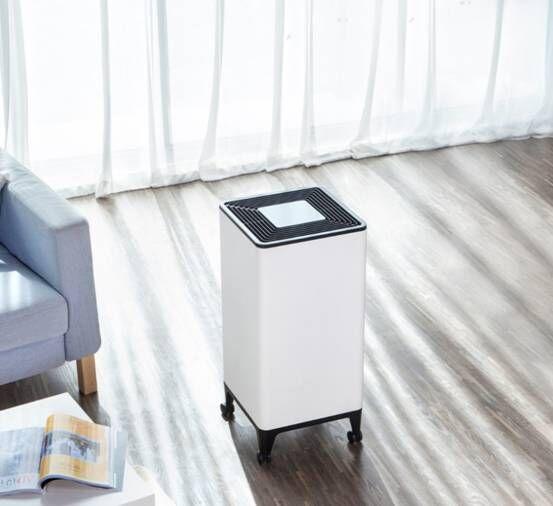 【REHAU】宣布推出下一代空气净化机:BREATHE 2
