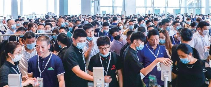 往届回顾-上海空气新风展 AIRVENTEC CHINA 2021.6.2-4 新风系统 通风设备 空气净化