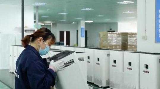 家用空净出口订单剧增,小家电市场进入白热化-上海空气新风展 AIRVENTEC CHINA 2022.6.8-10新风系统 通风设备 空气净化