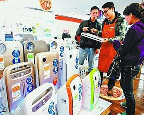 2020年中国空气净化器市场年终总结-上海空气新风展 AIRVENTEC CHINA 2022.6.8-10新风系统 通风设备 空气净化