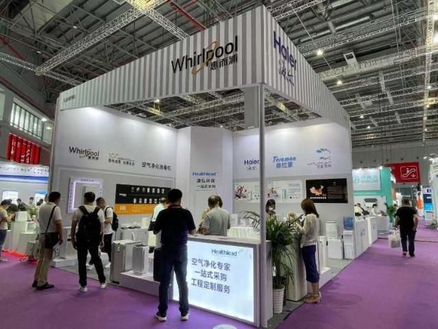 康弘环保陈茜:坚守行业技术前沿,打造室内健康空气场景-上海空气新风展 AIRVENTEC CHINA 2022.6.8-10新风系统 通风设备 空气净化