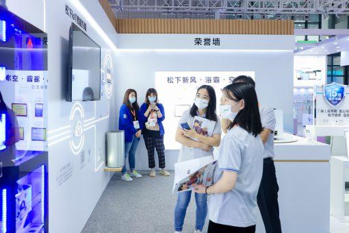 松下邓育涌:打造新风整体解决方案 全新定义居家空气环境-上海空气新风展 AIRVENTEC CHINA 2022.6.8-10新风系统 通风设备 空气净化