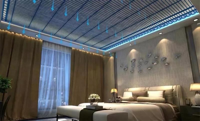 室内空品市场加速迭代,辐射空调凭什么脱颖而出?-上海空气新风展 AIRVENTEC CHINA 2022.6.8-10新风系统 通风设备 空气净化