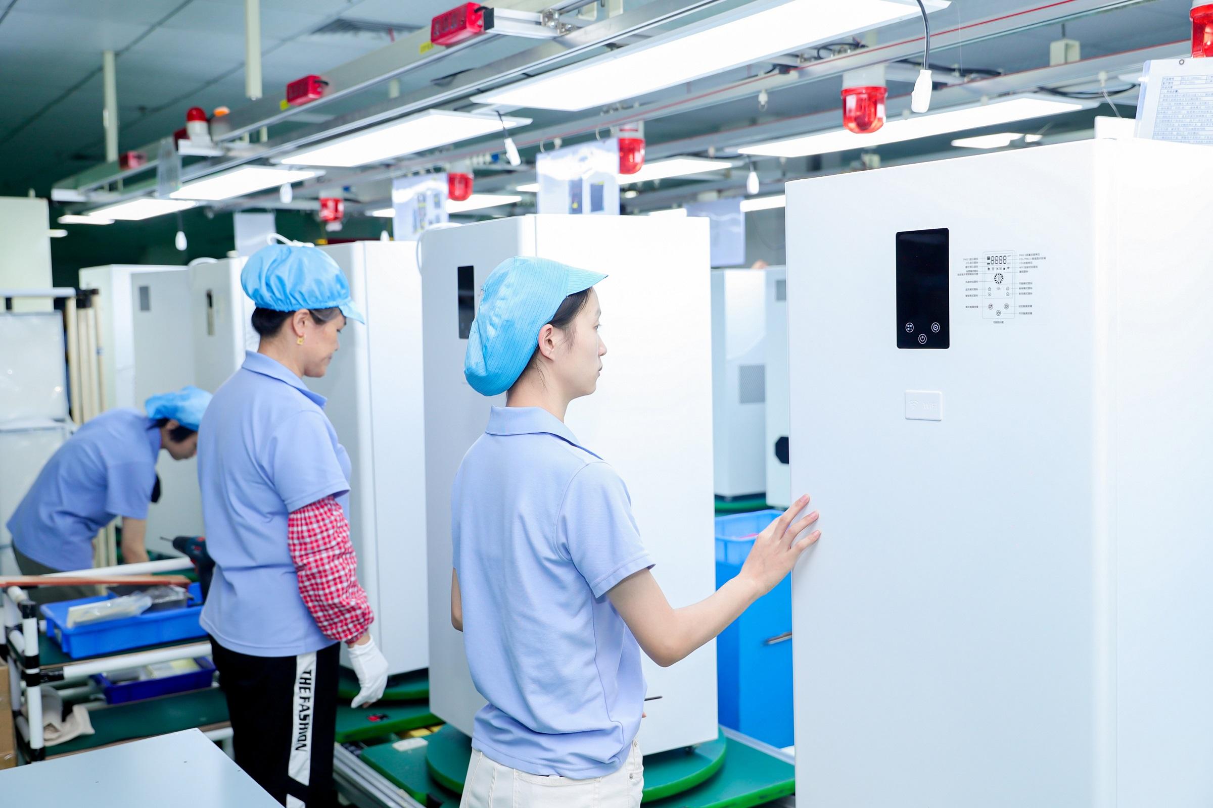 BRI呼博士杀毒新风:节能减排既是企业的责任也是义务-上海空气新风展 AIRVENTEC CHINA 2022.6.8-10新风系统 通风设备 空气净化